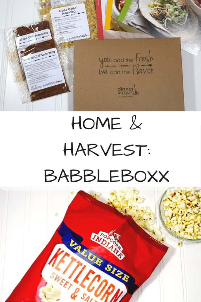 Home & Harvest: Babbleboxx